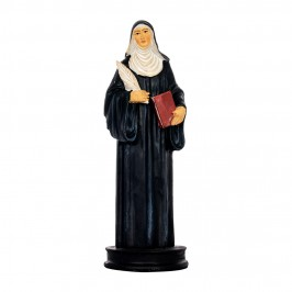 Statua Santa Lldegarda di Bingen