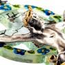 Crocifisso in Vetro di Murano