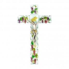 Crocifisso Vetro di Murano
