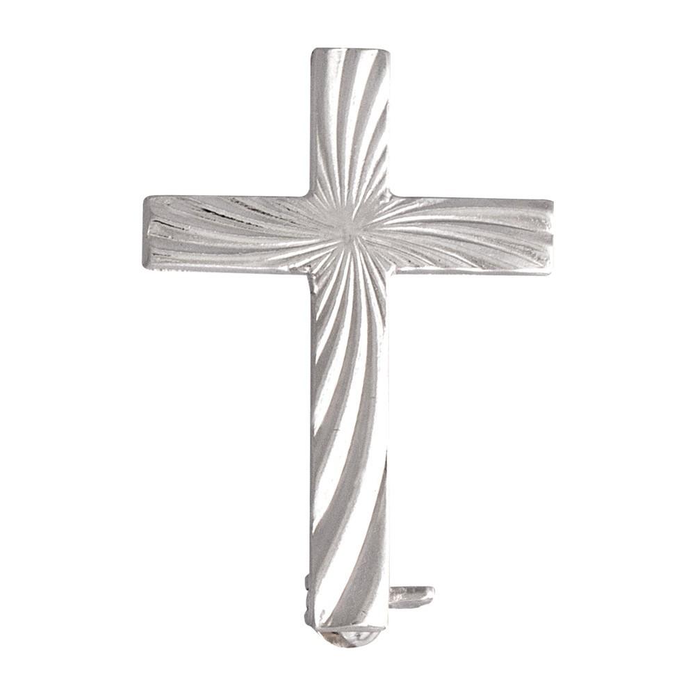 Spilla Clergyman Argento 925