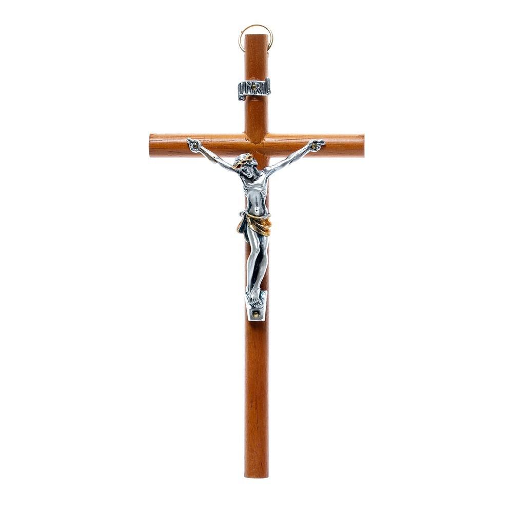 Crocifisso in Legno Tubolare