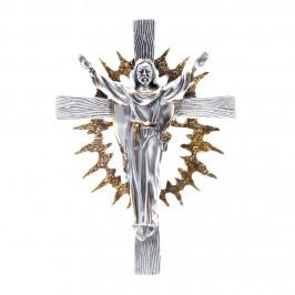 Crocifisso Stilizzato con Raggi
