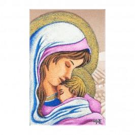 Quadretto Maternità In Legno MDF