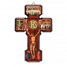 Croce in Legno Crocifissione