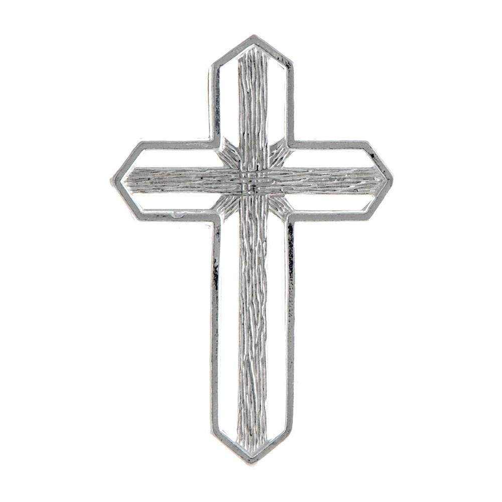 Spilla per Diacono in Argento