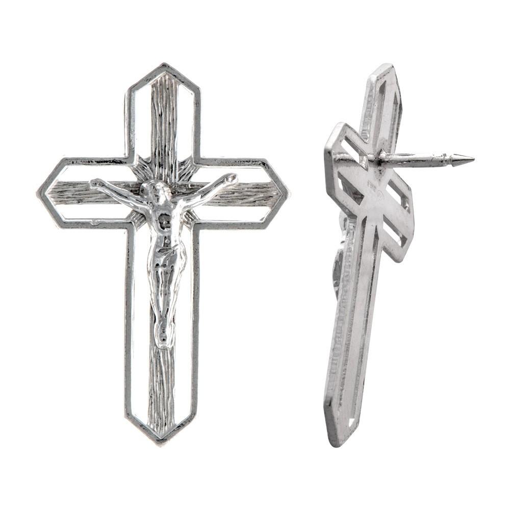 Croce per Diacono con Spilla