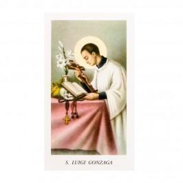 Santino S. Luigi Gonzaga