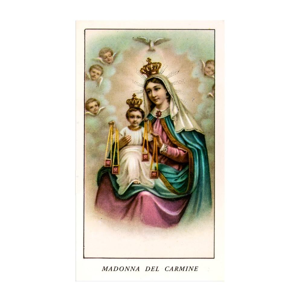Santino Madonna del Carmine