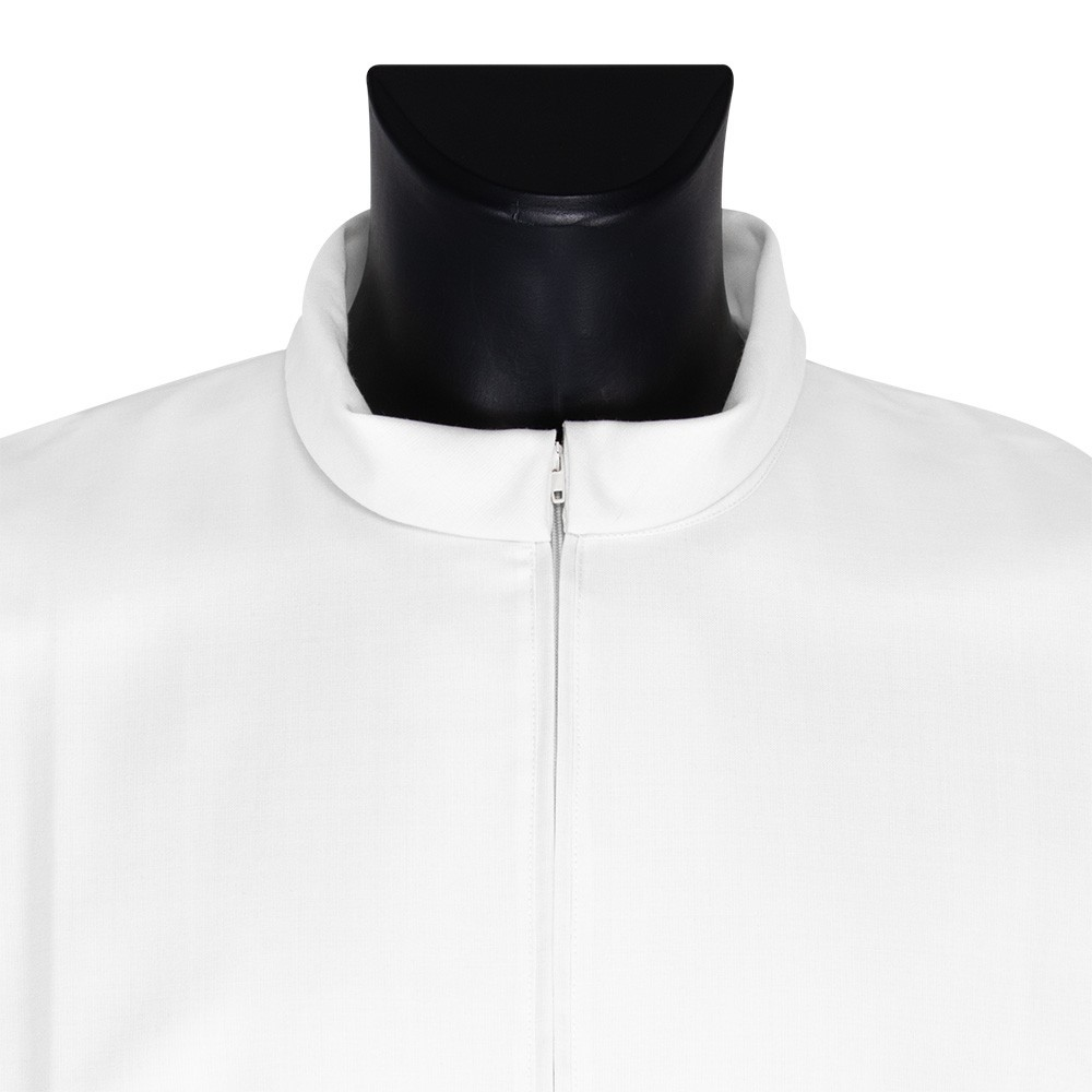 Camice di colore bianco