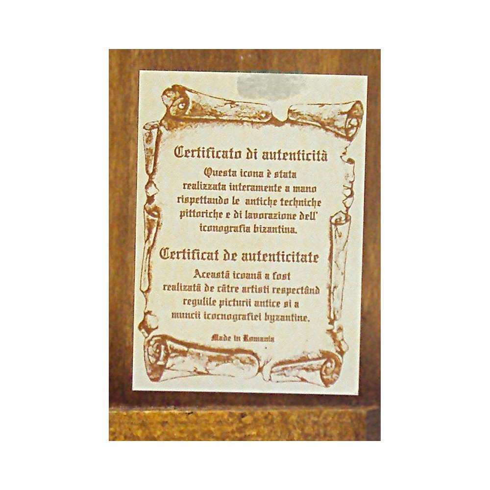 SAN MATTEO EVANGELISTA 32X44