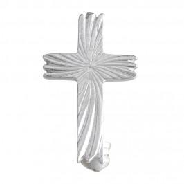 Croce Spilla in Argento 925
