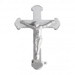 Croce con Spilla Clergyman Argento