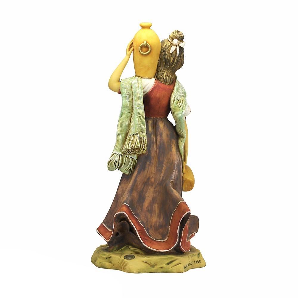 Pastorella con Anfore Fontanini cm 52