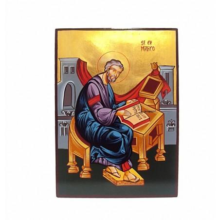 ICONA SAN MARCO EVANGELISTA 32X44