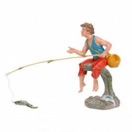 Pescatore Fontanini cm 10