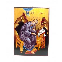 ICONA SAN GIOVANNI EVANGELISTA 32X44