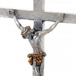 Croce in Metallo Argentato