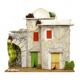 Casa Araba Doppia con Tenda