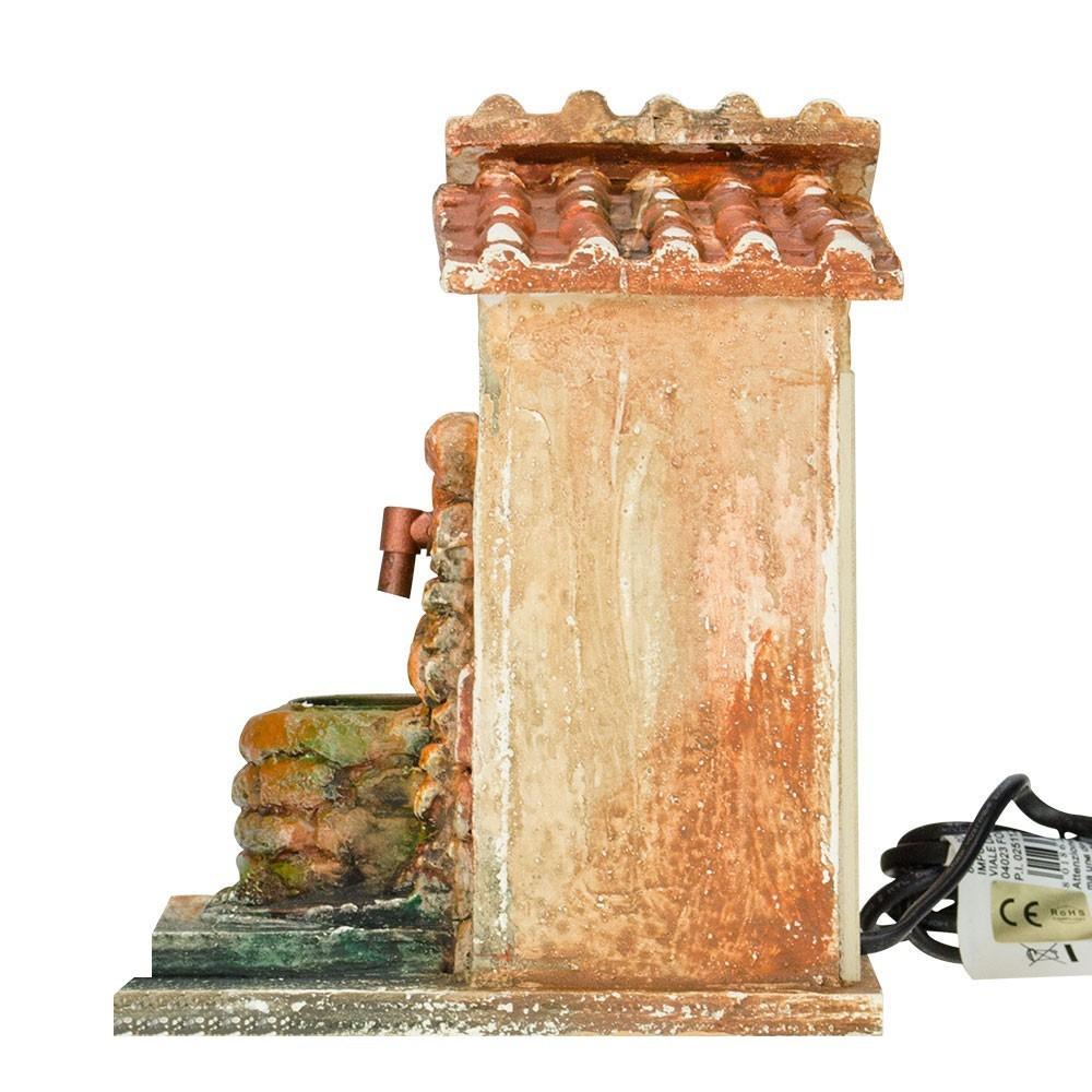 Fontana per il Presepe 12 cm