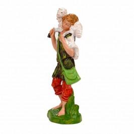 Ragazzo con Pecora Fontanini cm 10
