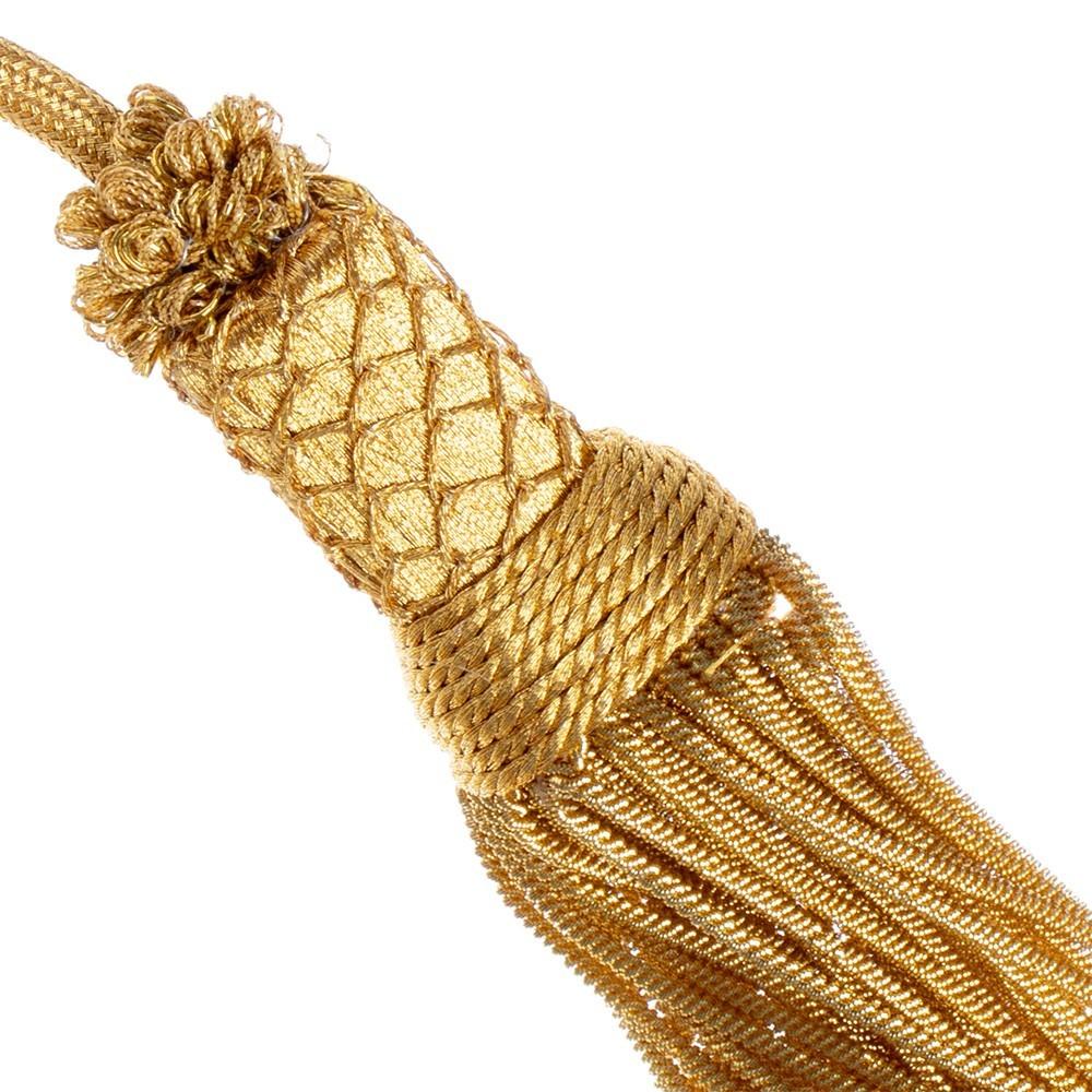 Cordoniere Oro per la Toga dei Magistrati
