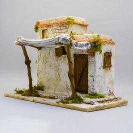 Casa Palestinese Con Tenda