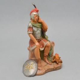 Soldato Romano Seduto Fontanini