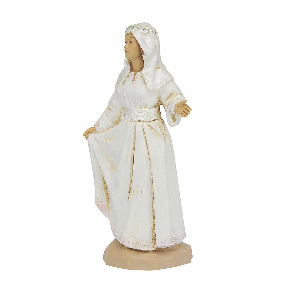 Sposa Nozze di Cana Fontanini 12 cm