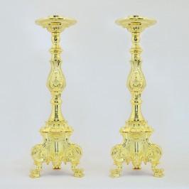 Candelieri per altare - coppia