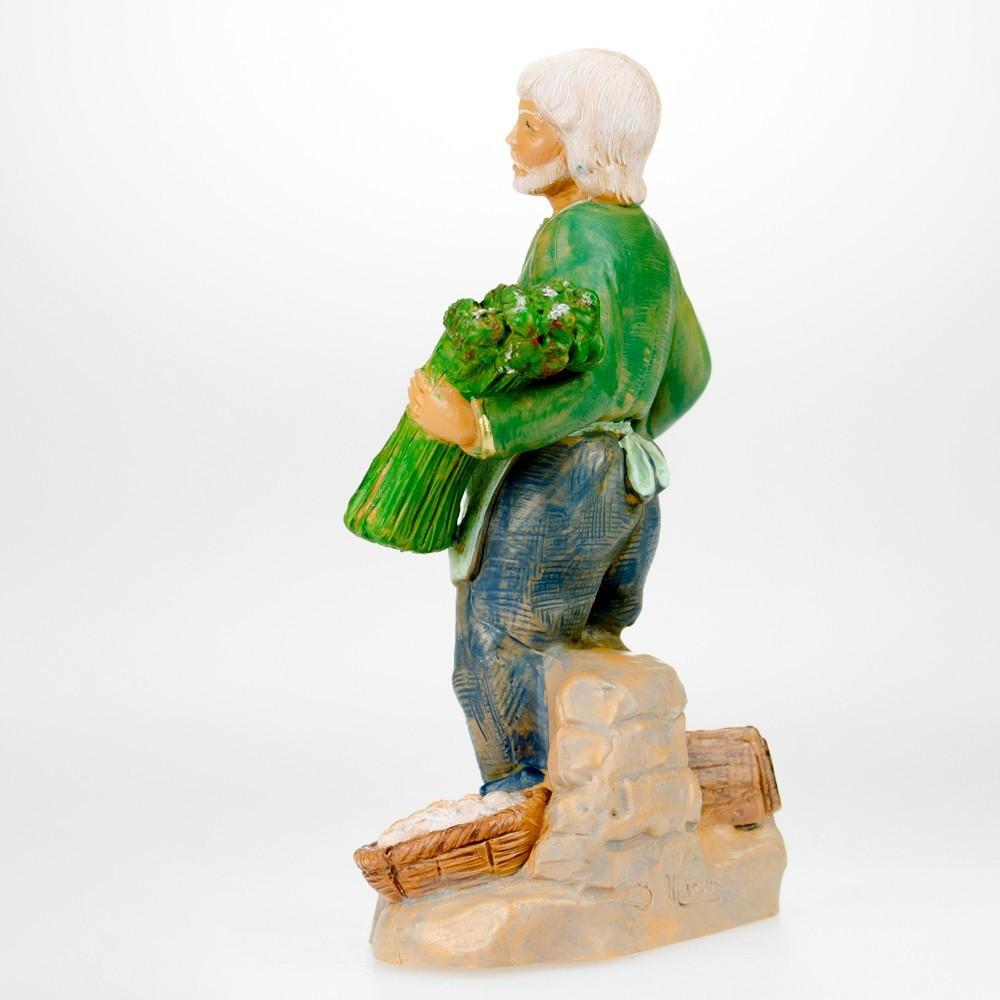 Commerciante di Verdure Fontanini cm 12