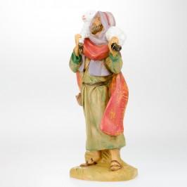 Pastore con Pecora Fontanini cm 12