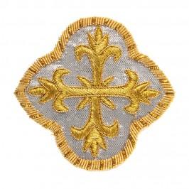 Croce Ricamata per Paramento Sacro