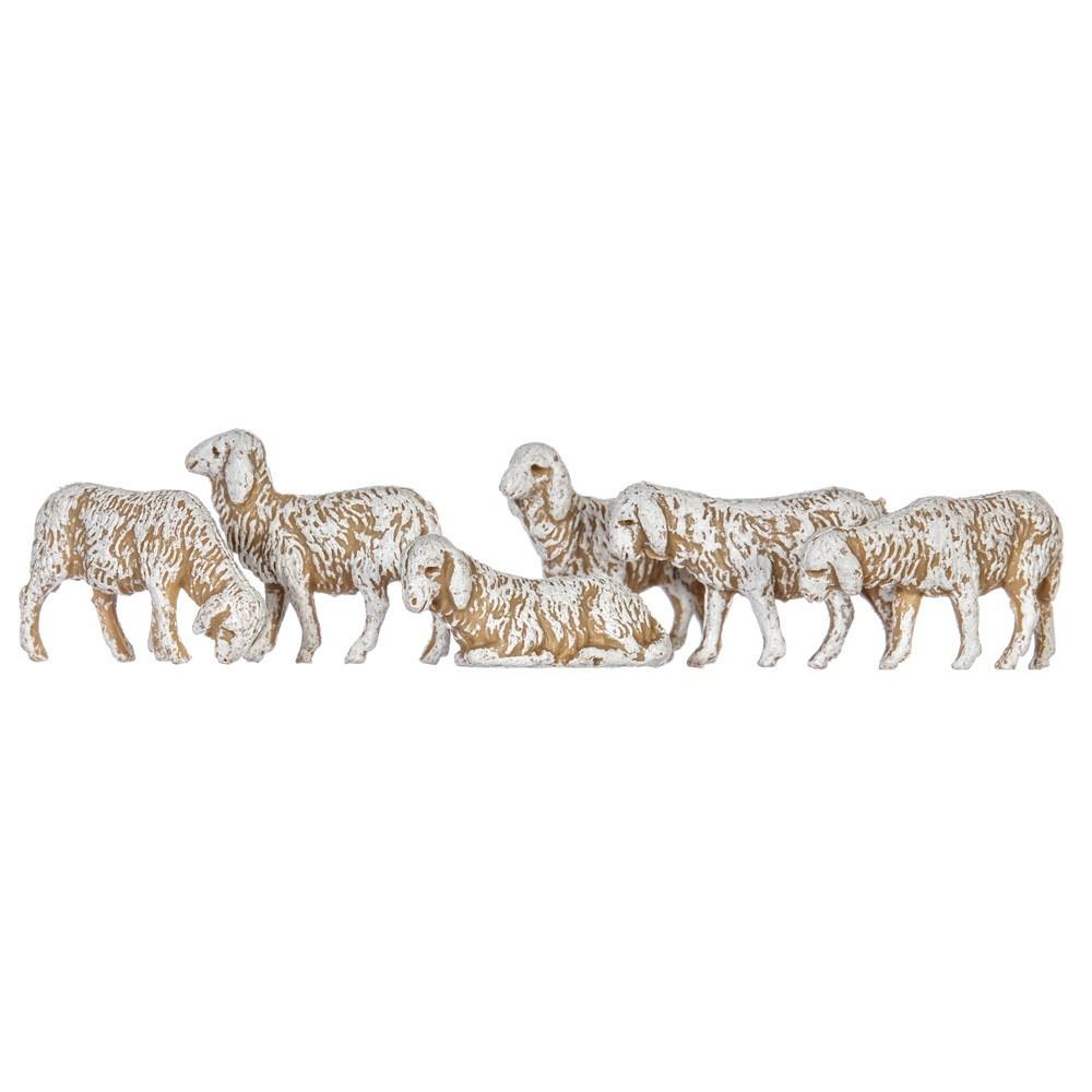 Pecore Assortite Landi cm 3,5