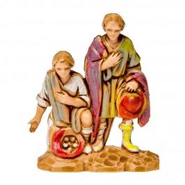 Pastori con Doni per il Presepe