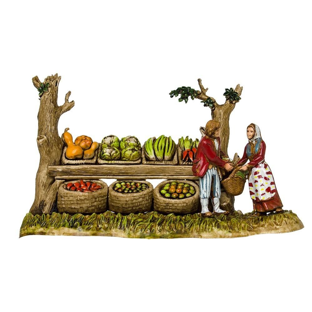 Gruppo Fruttivendolo Landi 6 cm