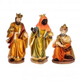 Re Magi per il Presepe da 100 cm