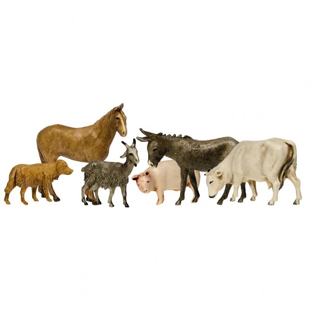 Animali da Fattoria per il Presepe
