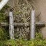 Capanna per Natività del Presepe 30 cm