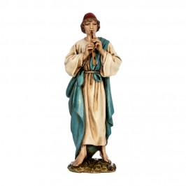 Pifferaio in Resina Presepe Landi 15 cm