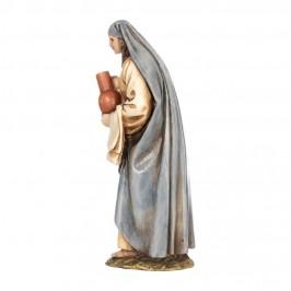 Donna con Anfora in Resina Presepe Landi