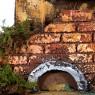 Casetta con Forno e Fontana per Presepe