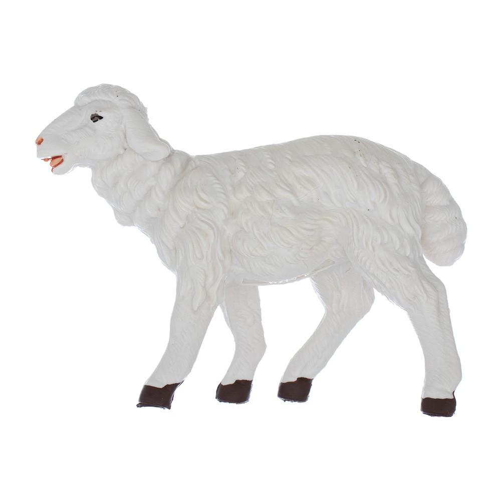 Pecore 5 pz Fontanini 12 cm