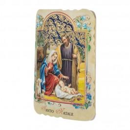 Confezione con Strappino e Gesù Bambino