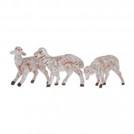 Set 3 Pecore Assortite Fontanini 12 cm