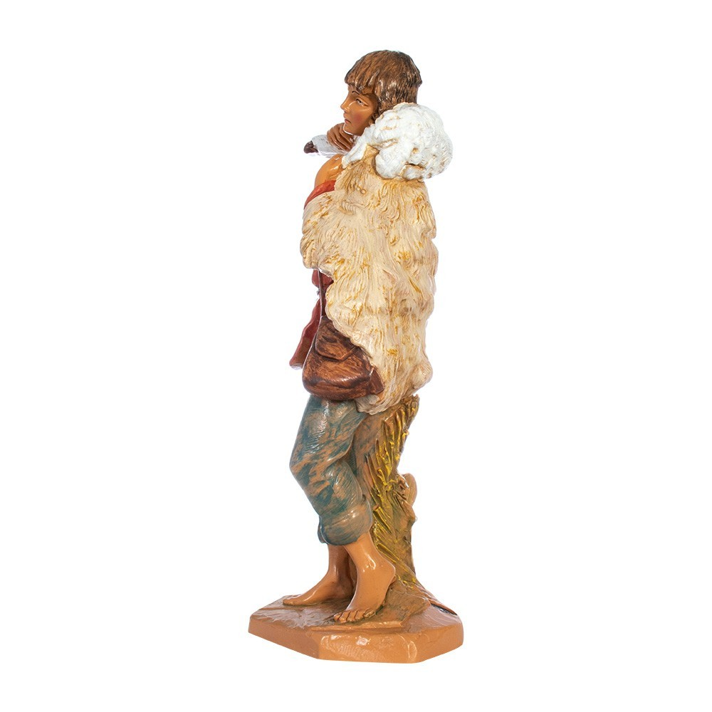Pastore con Pecora 30 cm