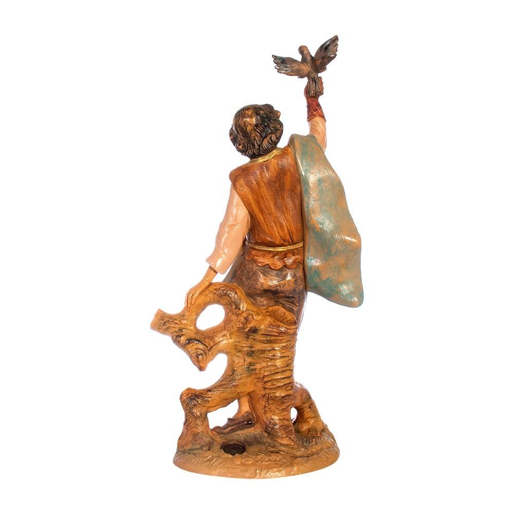 Falconiere per il Presepe 30 cm