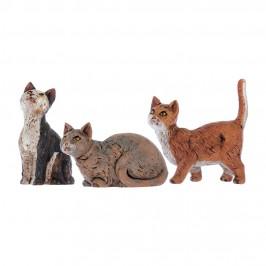 Gatti per il Presepe 30 cm