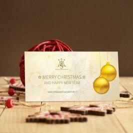 CHRISTMAS CARD MYRIAM ARTE SACRA