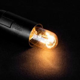 Portalampada con Lampada per Presepe