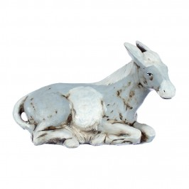 Asino in Terracotta 30 cm